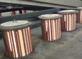 0.25mm Eiw/Aiw kupfernes plattiertes Aluminium emaillierter Draht