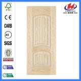Veneer отлил проектированную деревянную кожу в форму двери (JHK-M09)