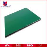El panel de aluminio del compuesto del panal del PE y de PVDF de Alucoworld