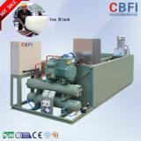 Máquina de hacer hielo del bloque industrial caliente de la venta