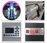 Laser de aluminio Cuttting de la fibra y máquina de grabado