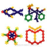 Stuk speelgoed van de Bakstenen van de Sneeuwbal van de Bouw van peuters het Professionele Plastic Onderwijs