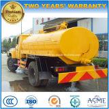 Dongfeng 8000 L rentable camion fécal d'aspiration 8 tonnes de vide de camion-citerne d'aspiration