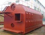 Chaudière à vapeur allumée par bois de série de SZL avec la haute performance