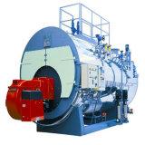 Tipo horizontal de 15 MW caldeira 1.25 despedida gás do MPa com tipo de China Hteg