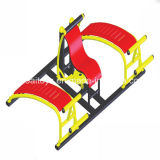 Equipo al aire libre de la aptitud del ejercicio abdominal de la alta calidad (A-02712)