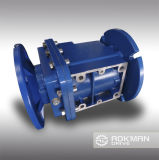 RC Series Gearbox con Flange Mounted