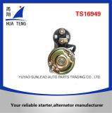 dispositivo d'avviamento di 12V 1.2kw per il motore Lester 17708 della Hyundai