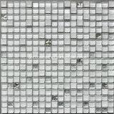 2016 مربّعة جليد طقطقة خزفيّة & فسيفساء زجاجيّة مع رخام ([أت-ل01])