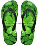 Ботинки тапочки Flop Flip самого последнего печатание конструкции 3D вскользь (FF68-13)