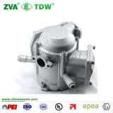 Тарировка счетчика- расходомера Doppler переменной области печатает турбине подачу на машинке Flowmeter&#160 тепловозного измерителя прокачки низкую; для распределителя топлива заполняя