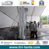 음식을 장만 판매를 위한 방화 효력이 있는 백색 돔 천막 닫집