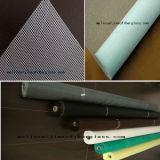 Pantalla del insecto de la prueba de fuego de la fábrica/fibra de vidrio de la pantalla de la ventana (negra/gris/blanco)
