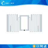 Embutidos y etiquetas tamaño pequeño fácilmente convertidos de 30m m RFID