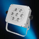 Дешевое освещение студии управлением 7X15W Rgbaw звука беспроволочное