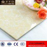 Azulejos amarillos Polished nanos del suelo y de la pared de azulejo de Pulati de la mejor venta de Foshan