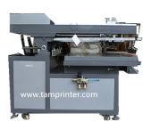 Impresora oblicua Semi-Auto certificada Ce de la pantalla de seda del brazo Tmp-70100