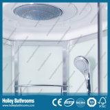 Комната ливня популярной Tempered ясной двери стеклянная с подносом ливня ABS (SR213C)