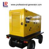 Подвижной тип генератор 20kw трейлера электростанции колеса - 400kw