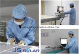 60W TUV/Ce/IEC/Mcsの証明書が付いているモノクリスタル太陽電池パネル