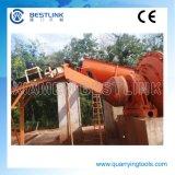 Fábrica de tratamento da flutuação do minério do estanho