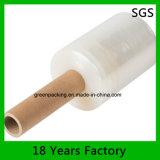 pellicola di stirata del PE di allungamento -500% LLDPE di 350%