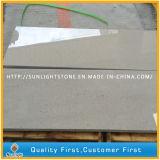 Mattonelle di pietra di marmo grige poco costose cinesi del pavimento e della parete della Cinderella