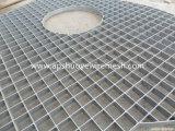 Grating de aço do metal de Galvanied do aço inoxidável