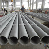 Tubo sin soldadura del acero inoxidable S32750 de las ventas directas ASME B los 36.19m de la fábrica