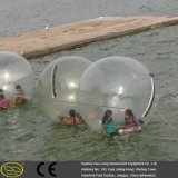 sfera umana della bolla dell'acqua della sosta dell'acqua del PVC/TPU di 0.7~1.0 millimetri