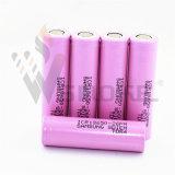 Bateria 18650 recarregável de Samsung 26f do Li-íon (2600mAh/20A)