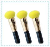Feuilleté libre d'éponge de mélangeur de maquillage de latex impeccable de beauté, feuilleté de base