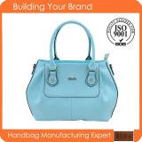 Qidell Handbags古典的な様式の方法ブランドデザイナー女性