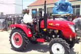 50HP 60HP 70HP Wheel Agriculture Tractor with Ce/Coc