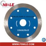 105mm segmentée de diamant circulaire Lame