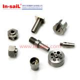 ステンレス鋼のCNCの機械化の部品およびアルミニウムおよび黄銅