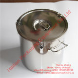 Ossidazione-Resisting Steel Milk Container con Food Grade Sealing Ring