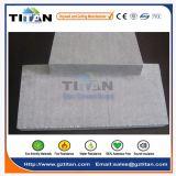 Placa comprimida Shera do cimento da fibra da isolação térmica