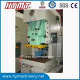 Prensa de potencia mecánica de JH21-200T para la troqueladora de perforación y