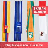 Le polyester 100% folâtre l'écharpe avec le prix bon marché