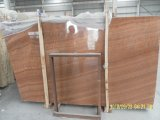 Brown Wood Grain Marble Slab per Countertops e Building Materials
