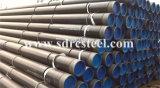 エクスポート3PEの石油およびガス配達のための内部のエポキシのコーティングLSAW鋼管