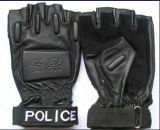 Перчатка полиций Tacical высокого качества/оборудование полиций/воинская шестерня (SYSG-163)