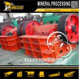 Petite machine d'abattage favorable à l'environnement de minerai de bidon de matériel de morcellement de roche