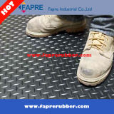 피라미드 Pattern 또는 Checker Plate/Diamond Tread/Willow Leaf Rubber Flooring Mats