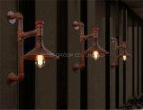 Phine Wasser-Rohr-dekorative unterscheidende Wand-Lampen-Innenbeleuchtung