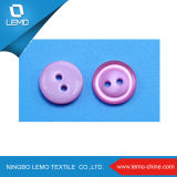 Aperçu gratuit White Button Plastic Resin Sewing Buttons pour Shirt