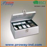 Bargeld-Kasten mit Faltenbildung-Verschluss (C-280M)