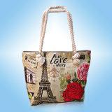 卸し売りカスタムデジタル印刷のキャンバス浜袋