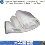 La fabbrica direttamente fornisce al sacchetto filtro della polvere del poliestere per l'industria di metallurgia il campione libero